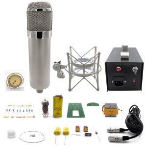 U47 DIY Microphone Kit