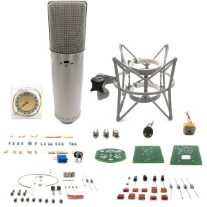 U87 DIY Microphone Kit