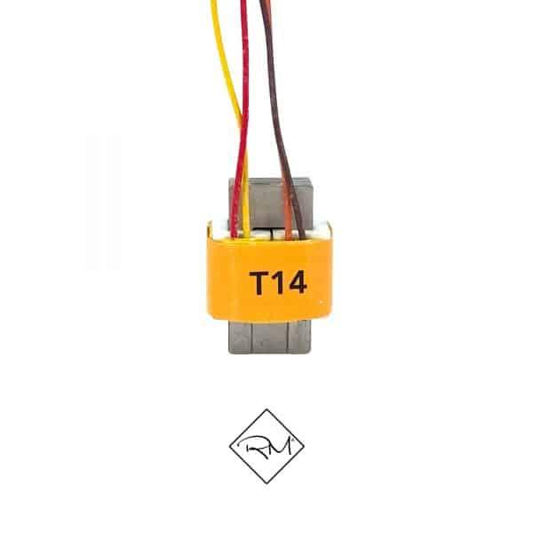 Output transformer T14