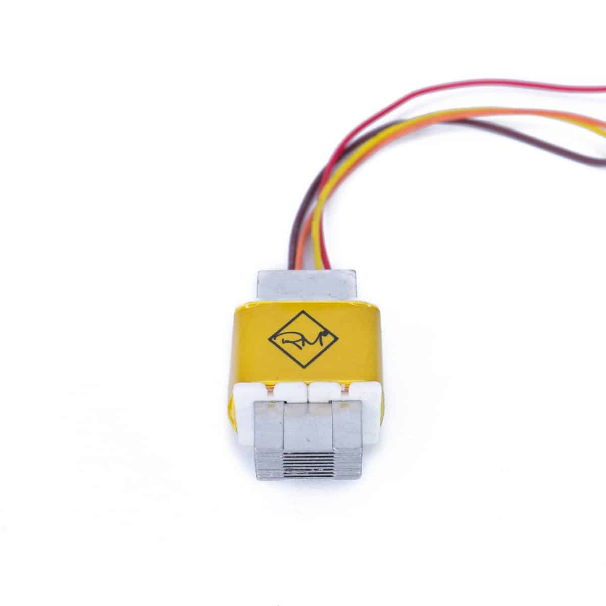 T87 microphone output transformer front